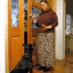Enseñandole a un Perro a Ladrar para Salir