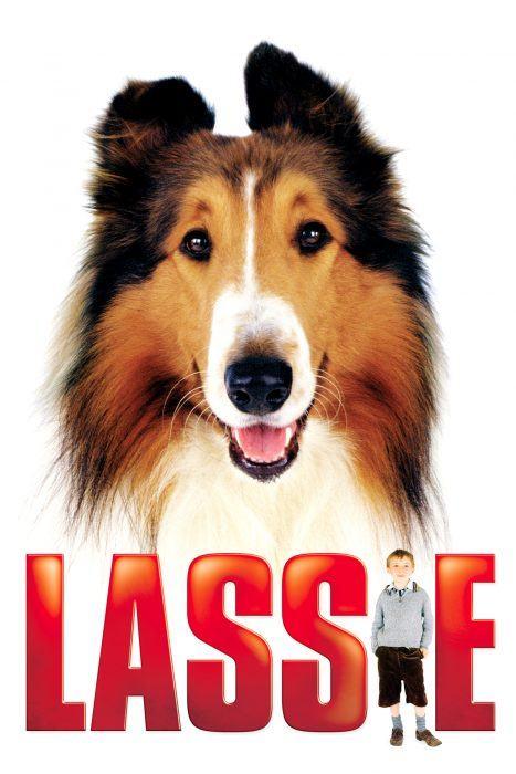 poster de la película lassie