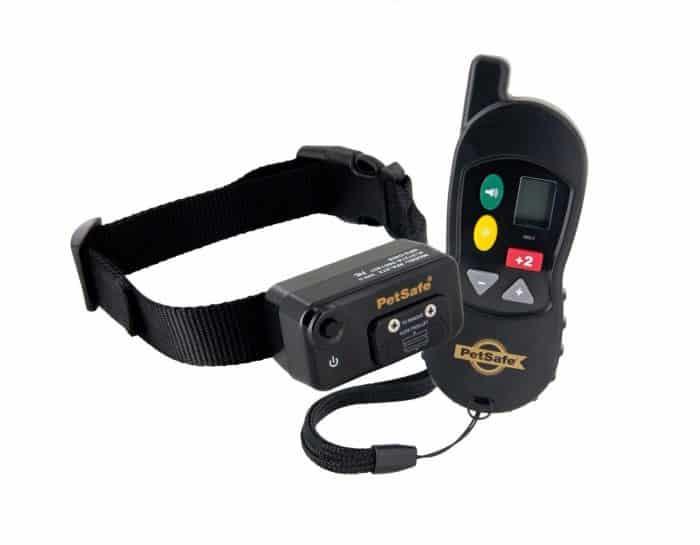 collar de adiestramiento con mando trainer remoto Petsafe