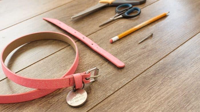 como hacer collares para perros