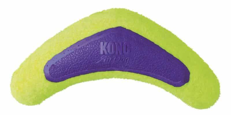 boomerang para perros