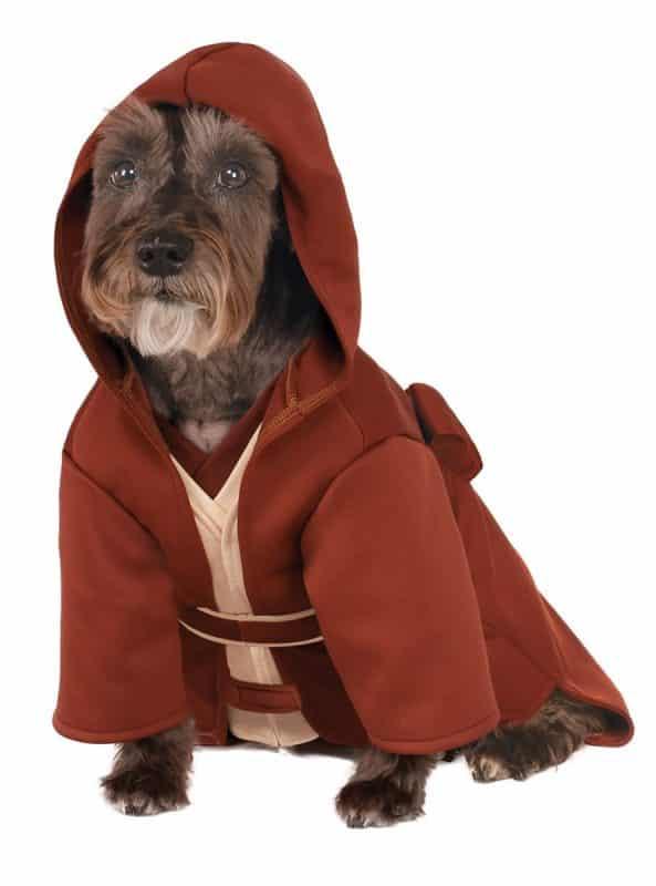 disfraz de jedi para perros