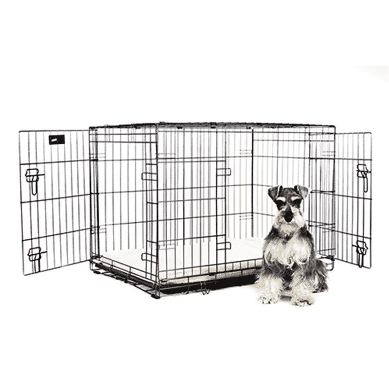 jaulas para perros de metal