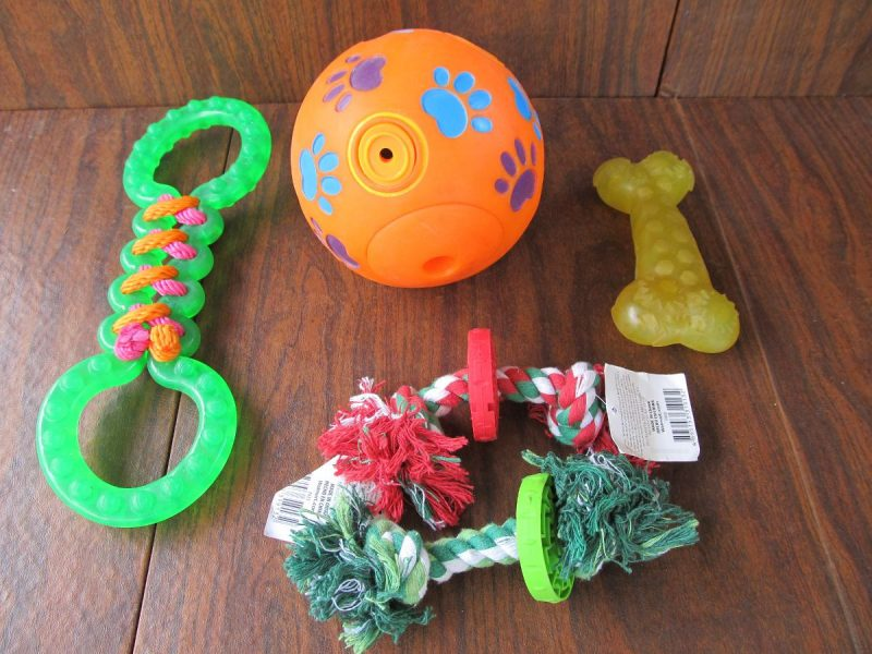 otros tipos de juguetes para perros